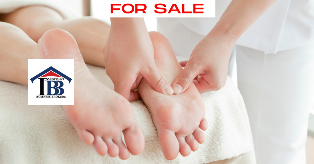 Reflexology Massage Spa for Sale in Texas